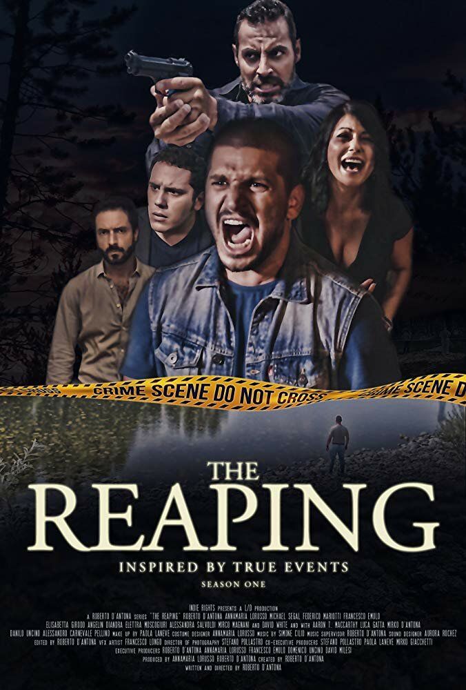 The Reaping (2017) постер